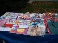 lot of various gift bags Toronto
