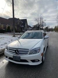 Mercedes Benz C-350 4matic Toronto