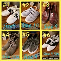 Ladies Shoes Moss Bluff