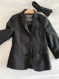 Ring Boy Suit & Bow Tie (size 3)