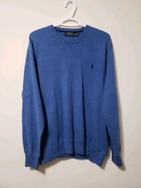 Mens polo pull over