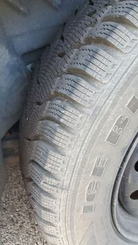 Winter Tires and Rims. PRICE REDUCED