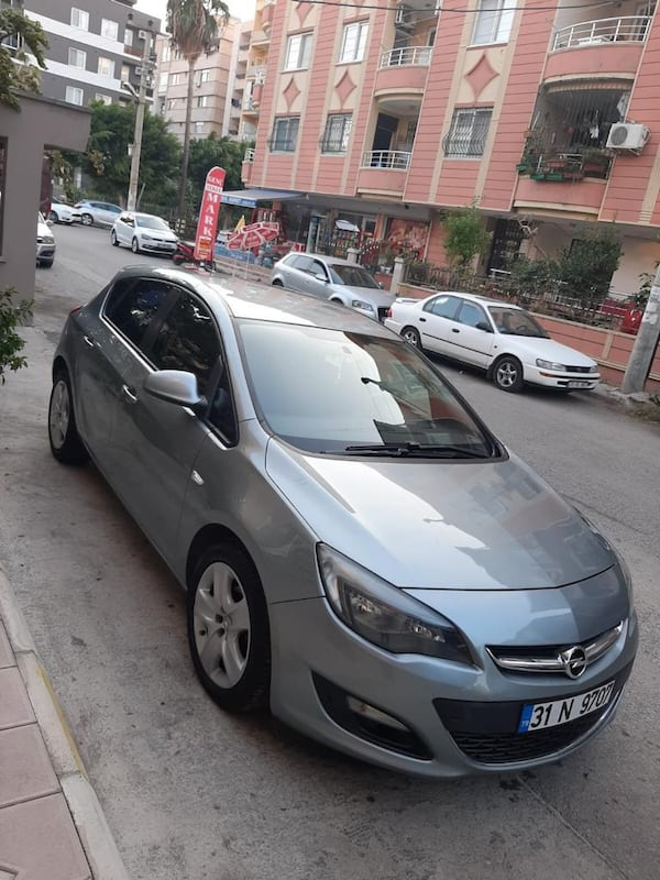 2014 Opel Astra HB 1.6 115 PS EDITION 2