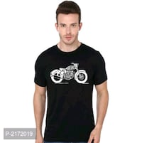 Cotton T shirt for men Delhi, 110054