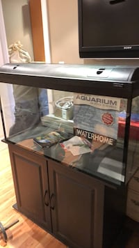 Aquarium 55 gallon new with stand  553 km