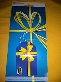 $175 for $200 BEST buy gift card Mississauga