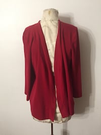Red cardigan size 1x  Ontario, 91762