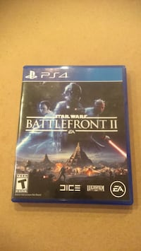 PS4 Star Wars Battle Front 2 (Brand new, never used) Towson, 21204
