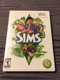 The SIMS 3 for the Wii and Wii-U Ajax, L1T 1V1