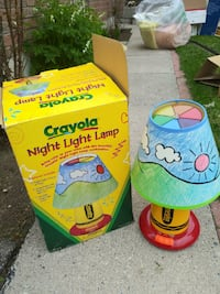 Crayola Night Light Vaughan