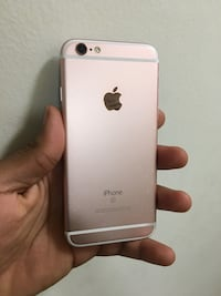 (PRICE IS FIRM) Unlocked to any carrier Rose Gold iPhone 6s 16GB Washington, 20001