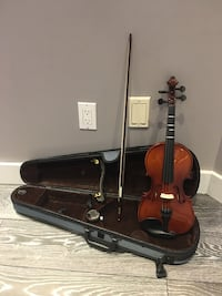 Fujiyama 3/4 Violin and Hamilton Music Stand Richmond, V6Y