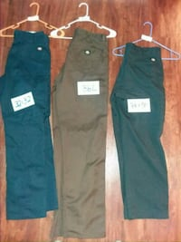 Men's Dickies Sizes in Pics  Anchorage, 99508