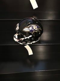 Baltimore Ravens Authentic Full Size NFL Helmet  Vaughan, L4H 0V3