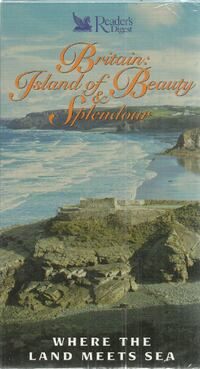vhs Britain: Where The Land Meets The Sea Brtiain Island of Beauty & Splendour  Brand New - sealed