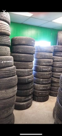 "Used tires all sizes 13"" 15"" 14"" Palm Bay, 32905"