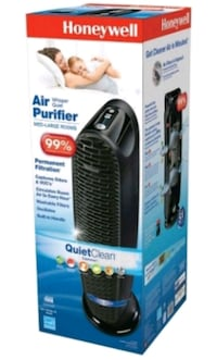 New Honeywell QuietClean Tower Air Purifier  Hesperia, 92345
