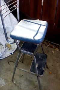 Antique Chair step stool Modesto, 95351
