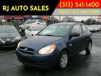 Hyundai Accent 2008 Detroit