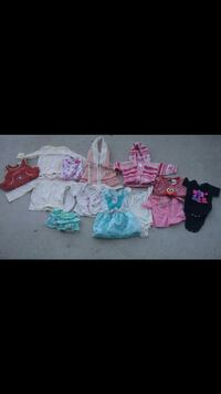 Assorted baby clothes Hollister, 95023