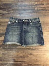 women's blue denim skirt Airdrie, T4B 1K5