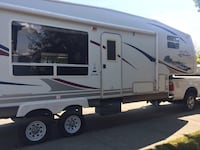 Fifth wheel rv 2007