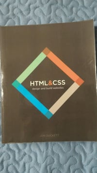Libro HTML & CSS design and build websites Almería, 04004