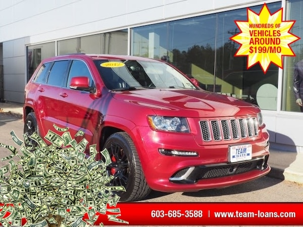 Jeep Cherokee Srt8 For Sale >> Used 2012 Jeep Grand Cherokee Srt8 For Sale In Manchester Letgo