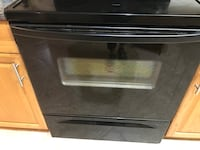 This is a gently used whirlpool self cleaning electric range oven model RF361PXK. Must go. Negotiator Plano, 75075