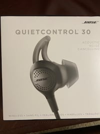 Bose Quitcontrol 35 wireless head phone