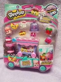 Shopkins french sweets cart ELLICOTTCITY