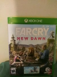 console game Far cry new dawn great condition Manchester, 06040