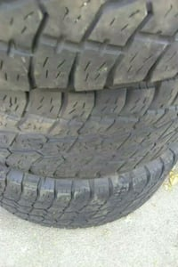 Tires nitto a/t295 x70 17,bf goodrch a/t 285x65 20 Commerce City, 80022