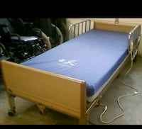 adjustable electric bed with solace mattress Ottawa, K1E 1V9