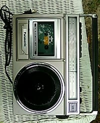 Panasonic Tape Player/ Radio Somers Point, 08244