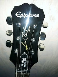 Guitar, Electric with amp and cover Waterbury, 06710