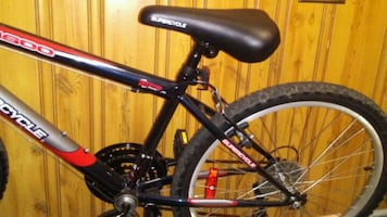 supercycle sc1800 & double ulock