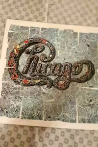Chicago 18 vinyl album La Plata, 20646