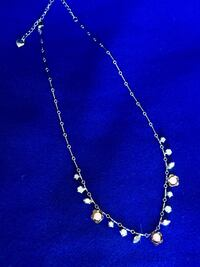 Delicate crystals and floral necklace / Fine Fashion jewelry come visit for more Alexandria, 22311