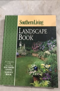 Like New Hardback Book Southern Living Landscape Book 416 pages