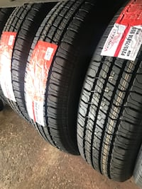 TIRES 205  75 R15 SET OF BRAND NEW TIRES  Lafayette, 94549