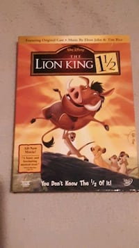 Lion King 1 1/2 Movie