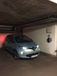 Renault ZOE 2016 5 seter INTENS Easy Charge Oslo, 0452