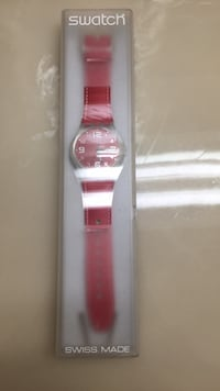 Brand new SWATCH in box never used Laval, H7W 2K7