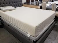 "New 12"" Queen size memory foam mattress tax included Hayward"