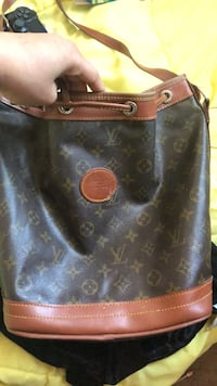 AUTHENTIC LV BUCKET BAG (barely used) Washington, 20009