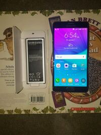 Samsung Note 4 network unlocked & rooted  Brea, 92821