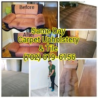 Commercial carpet cleaning North Las Vegas