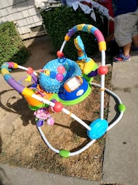 baby's multicolored jumperoo Gilroy, 95020