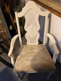 Set of 6 Antique chairs - for refinishing